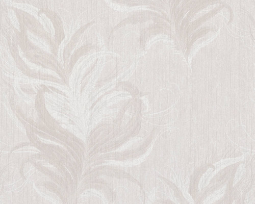 RW95380091A feather wallpaper natural