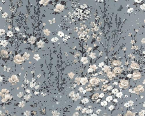 T0551RT Floral wallpaper