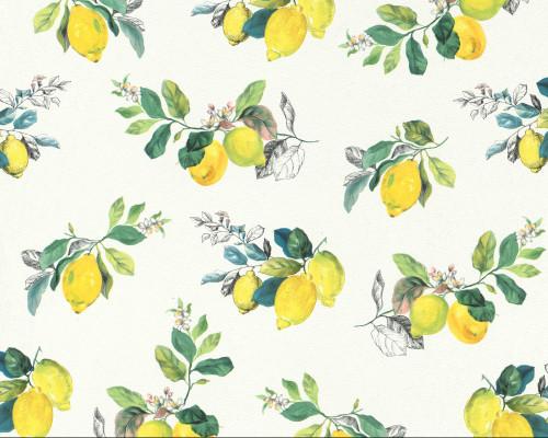 T0534RT wallpaper with Lemons