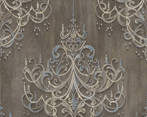 RW95380961A Chandelier style wallpaper