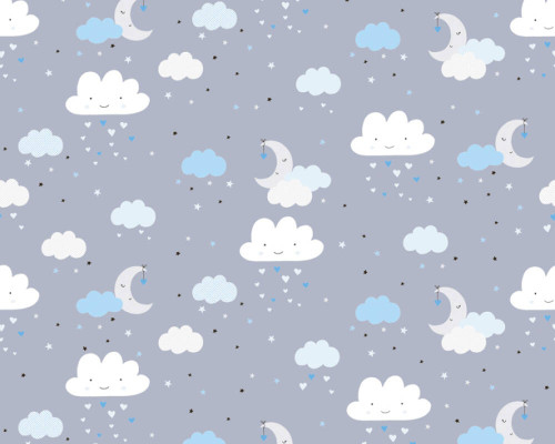 RW 59381252A Clouds and Stars
