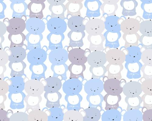 RW59381291A Teddy Bear Wallpaper