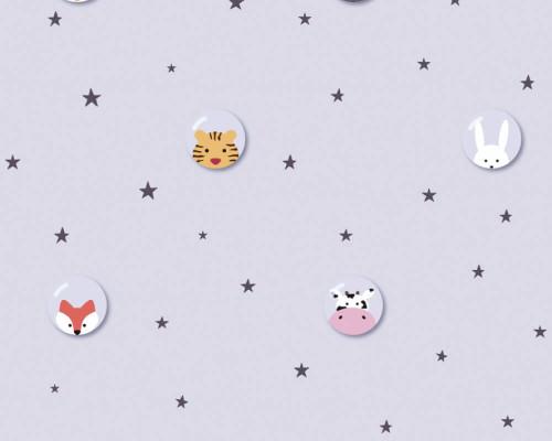 RW59381431A Stars/Animals