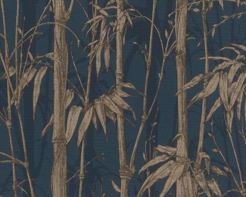 RW59484892R Bamboo Tree Wallpaper