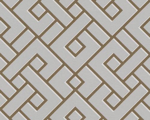 RW379842A Geometric Wallpaper