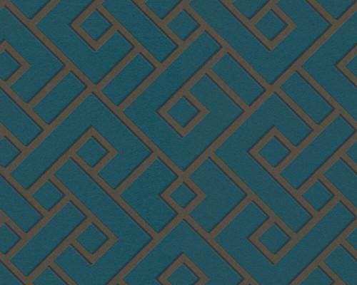 RW379843A Geometric Wallpaper