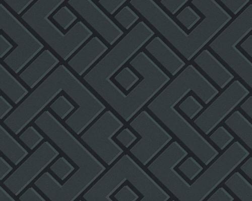 RW379844A Geometric Wallpaper