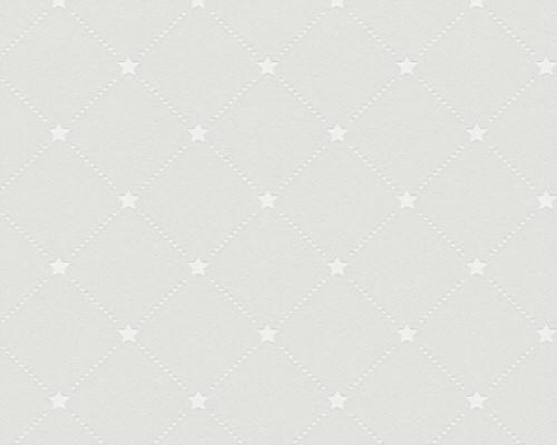 RW379851A Geometric and Stars Wallpaper