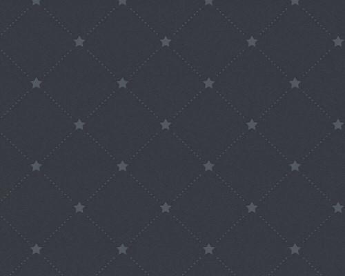RW379852A Geometric and Stars Wallpaper