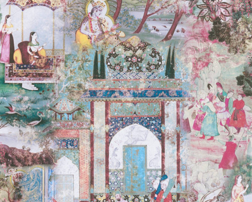 RW64381743A Asian style wallpaper