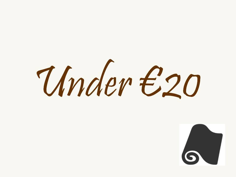UNDER €20