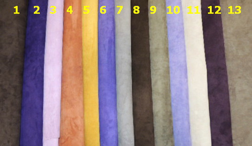 3-4 oz. Garment Suede Leather Hides for SCA LARP Garb Cosplay Costumes Handbags Native American Crafts Buckskins Clothing Purses