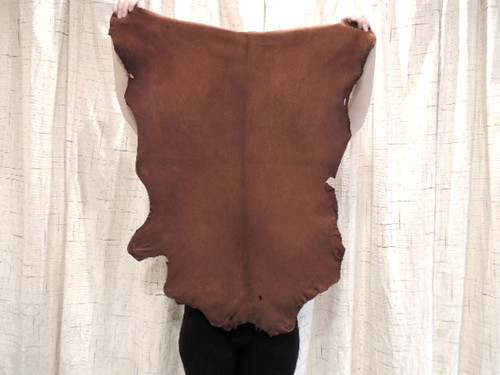 WHISKEY BUCKSKIN Leather Hide for Native American SCA  SASS LARP Crafts Regalia Leather Laces Bags Antler Mounts,