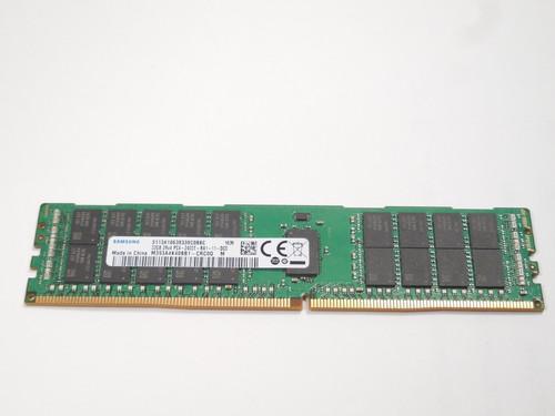 SAMSUNG 32GB DDR4 2400 ECC REGISTERED 2Rx4 CL17 PC4-19200 288-PIN RDIMM