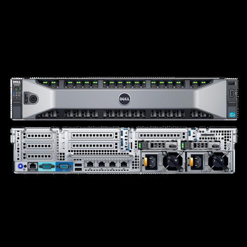 DELL R730XD 2 x E5-2620v3 128GB RAM 24 x 1.8TB 10K 12G Storage