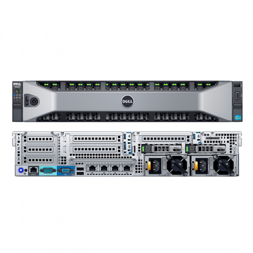 DELL R730XD 2 x E5-2620v3 128GB RAM 24 x 1TB 7.2K 12Gb/s Storage