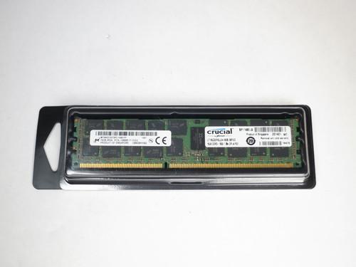CT16G3ERSLD4160B CRUCIAL 16GB DDR3 1600 LRDIMM 2Rx4 CL11 PC3L-12800 1.35V 240-PIN SDRAM MODULE