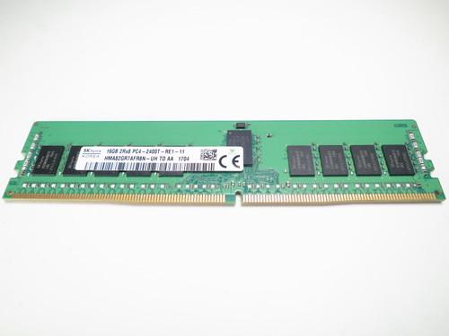 HMA82GR7AFR8N-UH HYNIX 16GB DDR4 2400 2Rx8 ECC REG PC4-19200 SERVER MODULE