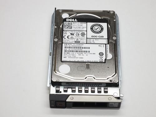 """DYDW0 DELL 600GB 15K SAS 2.5"""" 12Gb/s HDD FACTORY SEALED"""