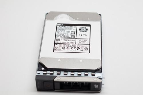 "400-AWYF DELL 12TB 7.2K SAS 3.5"" 12Gb/s 14G KIT HDD Factory Sealed"