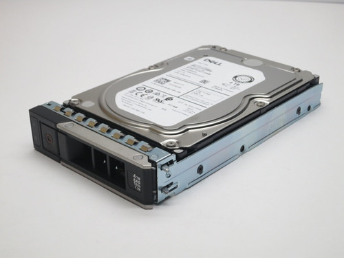 "400-AOTW DELL 4TB 7.2K SAS 3.5"" 12Gb/s HDD 14G KIT Factory Sealed"