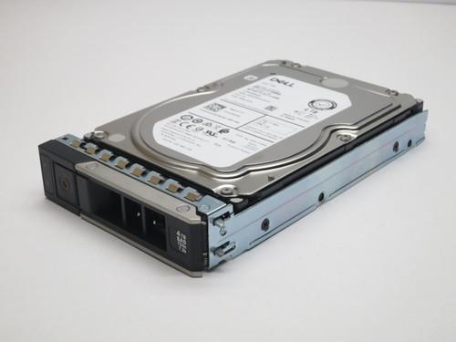 "400-ASBB DELL 4TB 7.2K SAS 3.5"" 12Gb/s HDD 14G KIT Factory Sealed"