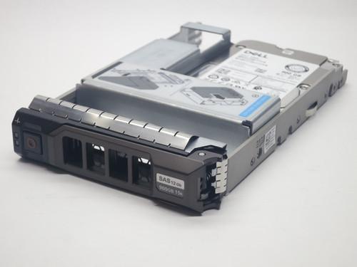 "322PK DELL 900GB 15K SAS 3.5"" 12Gb/s HDD 13G HYBRID KIT FACTORY SEALED"