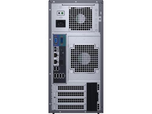 Dell PowerEdge T130 intel Xeon E3-1230v6 DDR4 8G-64GB 2-4 x 3.5 HDD SERVER