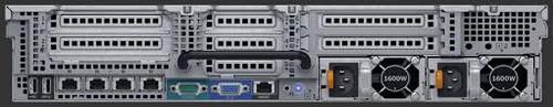 Dell PowerEdge R830 intel Xeon E5-4600 v4 DDR4 8G-64GB 16 HDD 13G SERVER