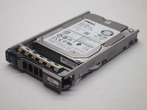 """NMJD8 DELL 900GB 15K SAS 2.5"""" 12Gb/s HDD 13G KIT FACTORY SEALED"""