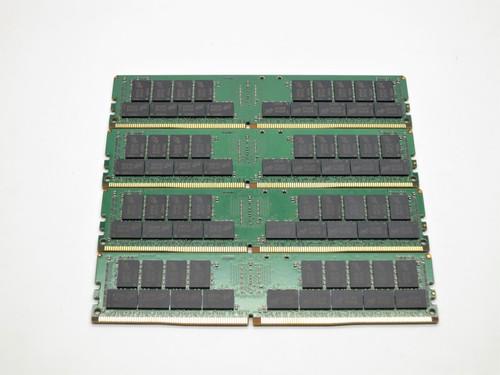 CT4K32G4RFD4266 CRUCIAL 128GB KIT DDR4 2666 RDIMM 2Rx4 PC4-21300 SERVER MEMORY KIT = 4 x CT32G4RFD4266