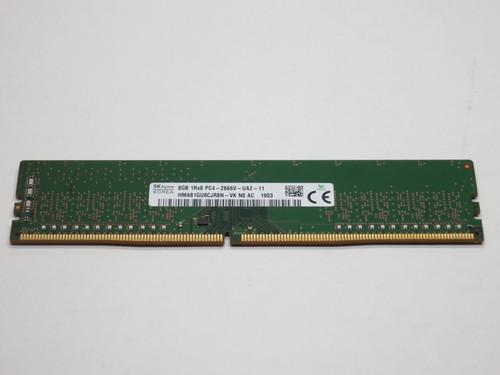 HMA81GU6JJR8N-VK HYNIX 8GB DDR4 2666 PC4 21300 2Rx8 288-PIN DESKTOP MODULE