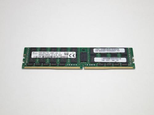 HMAA8GL7AMR4N-UH HYNIX 64GB DDR4 2400 LRDIMM ECC REG 4Rx4 PC4-19200 SERVER MODULE