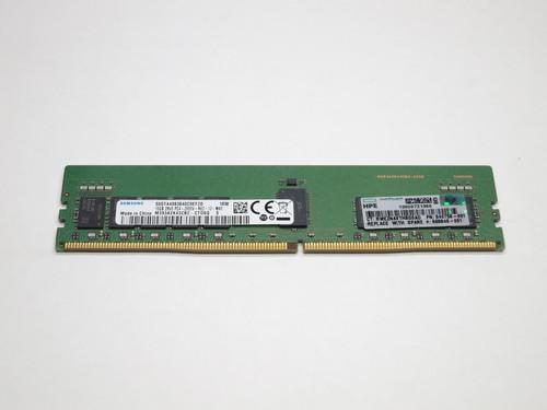 835955-B21 HPE 16GB DDR4 2666 ECC REG 2Rx8 PC4-21300 SERVER MODULE 840756-091 868846-001