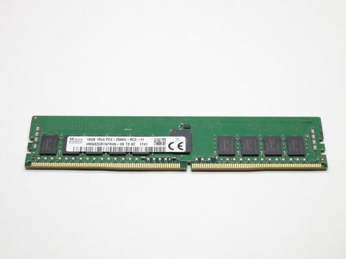 HMA82GR7AFR4N-VK HYNIX 16GB DDR4 2666 RDIMM 1Rx4 CL19 PC4-21300 1.2V 288-PIN SDRAM MODULE
