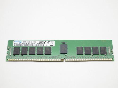 M393A2K43BB1-CRC SAMSUNG 16GB DDR4 2400 RDIMM 2Rx8 CL17 PC4-19200 1.2V 288-PIN SDRAM MODULE