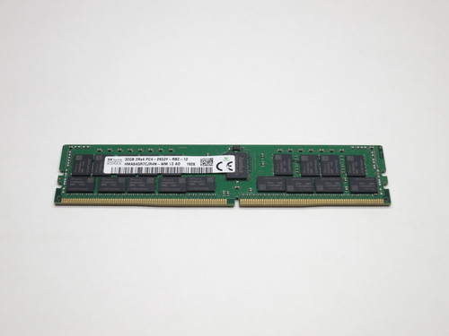 HMA84GR7CJR4N-WM HYNIX 32GB DDR4 2933 ECC REGISTERED 2Rx4 PC4-23400 288-PIN SERVER MODULE