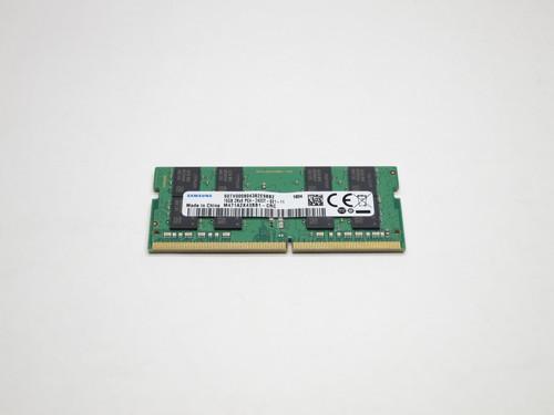 M471A2K43BB1-CRC SAMSUNG 16GB DDR4 2400 2Rx8  PC4-19200 260-PIN SODIMM MODULE