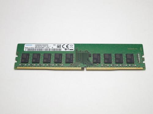 M391A2K43BB1-CTD SAMSUNG 16GB DDR4 2666 EUDIMM 2Rx8 PC4-21300 WORKSTATION MODULE