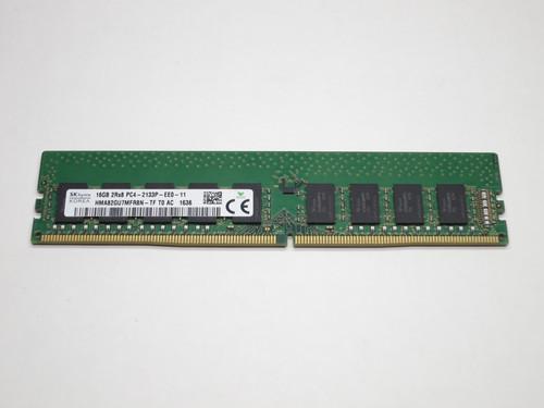 HMA82GU7MFR8N-TF HYNIX 16GB DDR4 2133 2Rx8 ECC UNBUFFERED WORKSTATION MODULE