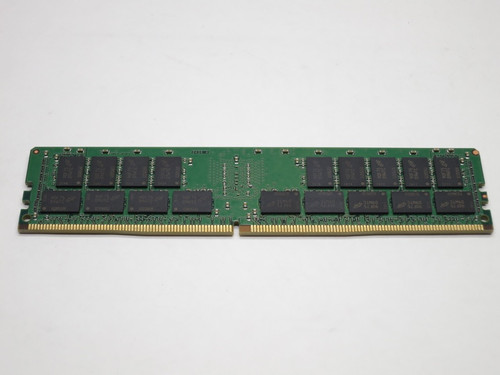 MTA36ASF2G72PZ-2G6F1 MICRON 16GB DDR4 2666V RDIMM 2Rx4 CL19 PC4-21300 1.2V 288-PIN SDRAM MODULE