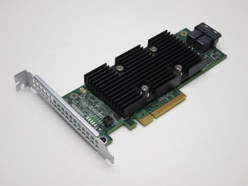 4Y5H1 DELL PERC H330 SAS PCI-E 12Gb/s WITH BOTH BRACKETS CONTROLLER CARD