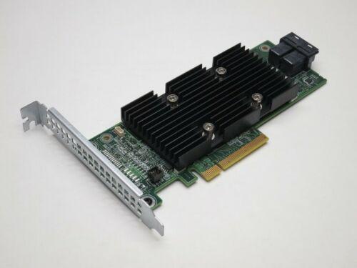 2VTX3 DELL PERC H330 SAS PCI-E 12Gb/s WITH BOTH BRACKETS CONTROLLER CARD