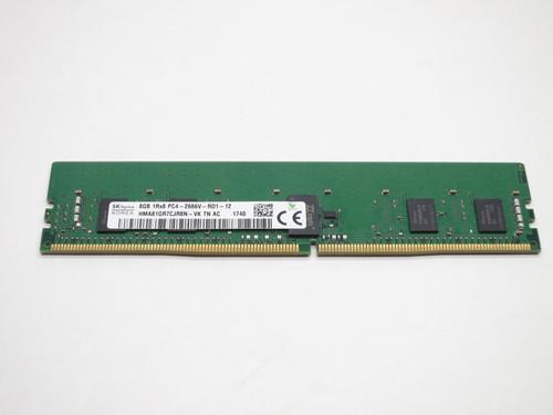 HMA81GR7CJR8N-VK SK HYNIX 8GB DDR4 2666 RDIMM ECC REG 1Rx8 SERVER RAM