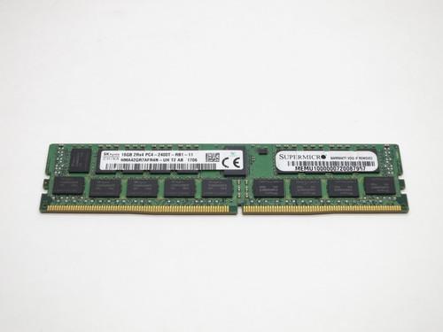 HMA42GR7AFR4N-UH SK HYNIX 16GB DDR4 2400 RDIMM ECC REG 2Rx4 SERVER RAM REF
