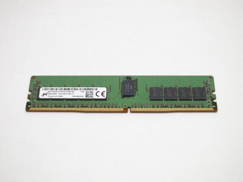 MTA18ASF1G72PDZ-2G3B1 MICRON 8GB DDR4 2400 RDIMM ECC REG 2Rx8 SERVER RAM MTA18ASF1G72PDZ-2G3A2