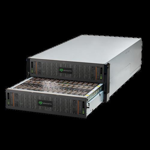 Seagate Exos E 5U84 JBOD UP TO 84 HDD/SSD ENCLOSURE