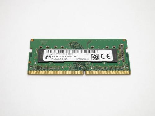 MTA8ATF1G64HZ-2G3H1 MICRON 8GB DDR4 2400 SODIMM 1Rx8 PC4-19200