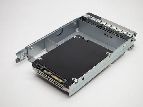 """FNYX5 DELL 480GB eMLC SAS 3.5"""" 12Gb/s SSD 14G HYBRID KIT PM5XV SERIES MIXED-USE KPM5XVUG480G"""
