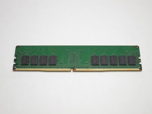 MTA18ASF2G72PDZ-2G6E1 MICRON 16GB DDR4 2666 ECC REG 2Rx8 PC4-21300 SERVER MODULE
